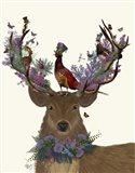 Deer Birdkeeper, Scottish