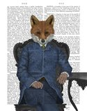 Fox Edwardian Gent, Portrtait