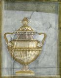 Small Urn And Damask II