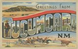 Greetings from Tucumcari
