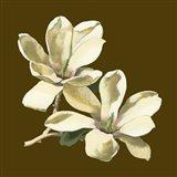 Magnolia on Taupe II