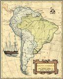 S.America Map