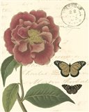 Small Vintage Floral III