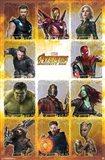 Avengers Infinity War (chart)