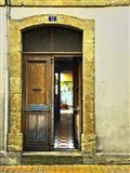 Weathered Doorway III