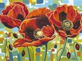 Vivid Poppies III