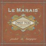 Vintage Wine Labels II