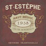 Vintage Wine Labels IV