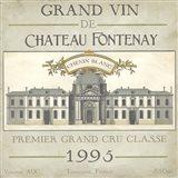 Vintage Wine Labels IX