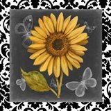 Ornate Sunflowers I