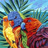 Birds in Paradise I