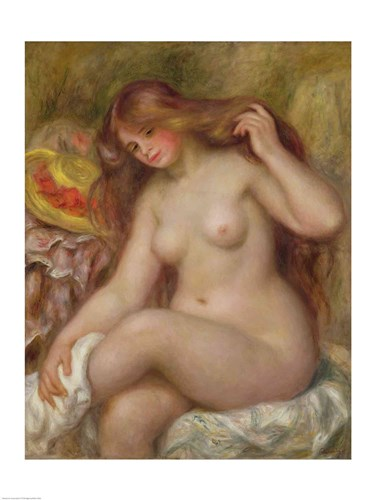 Bather, c.1903 Poster by Pierre-Auguste Renoir for $32.50 CAD