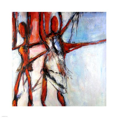 Abstract Figure Study Poster by Unknown for $27.50 CAD