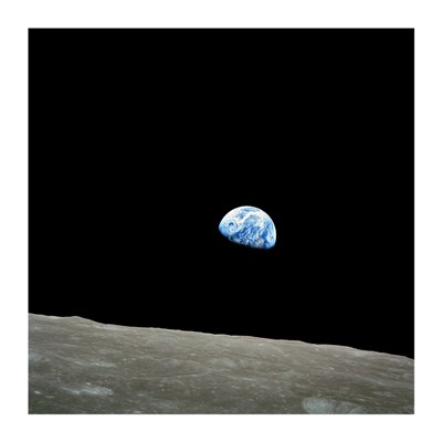 Earthrise Poster by Unknown for $63.75 CAD