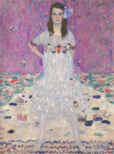 Portrait of Mada Primavesi, 1912 Poster by Gustav Klimt for $31.25 CAD