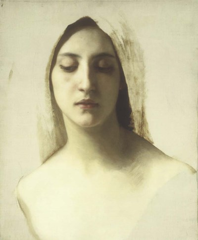 Study for 'La Charite', C.1878 Poster by William Adolphe Bouguereau for $31.25 CAD