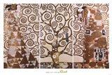 Tree of Life, c.1909 (triptych)