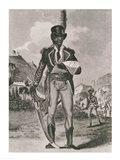 Portrait of Francois Dominique Toussaint-Louverture