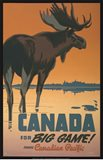 Canada - For Big Game - your walls, your style!