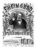 F. Heim and Bros Lager