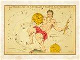 Aquarius, Pices Australis & Ballon Aerostatique Constellation