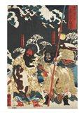 Samurai Triptych (Right)