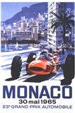 Grand Prix Monaco 30 Mai 1965