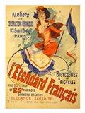 I'Etendard Francais Bicyclettes