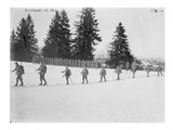 Austrians on Skis