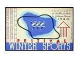 Winter sports festival, Jr. Chamber of Commerce