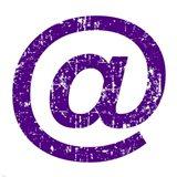 Purple Ampersat