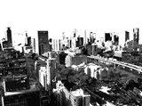 Skyline in Osaka1