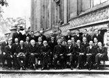1927 Solvay Conference on Quantum Mechanics