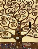 Tree of Life, c.1909 (detail)