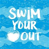 Swim Your Heart Out - Artsy
