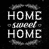 Home Sweet Home-Black