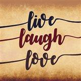 Live Laugh Love-Aged Script