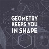 Geometry Keeps You In Shape Dark Pattern