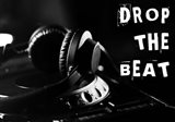 Drop The Beat - Black and White