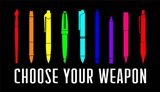 Choose Your Weapon - Rainbow