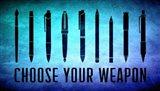 Choose Your Weapon - Aquamarine