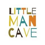 Little Man Cave Warm Color Palette