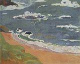 Beach at Le Pouldu