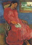 Reverie, 1891