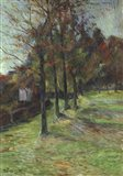 Road in Rouen II, 1885