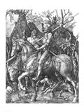 The Knight, Death and the Devil, 1513
