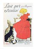 'Pure Sterilised Milk from La Vingeanne'