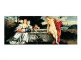 Sacred and Profane Love, c.1515