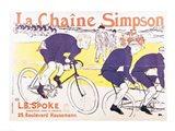 The Simpson Chain, 1896