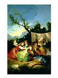 The Washerwomen, before 1780